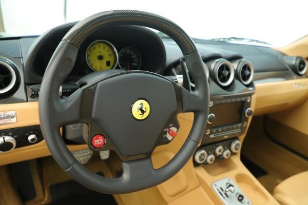 Used 2009 Ferrari 612 Scaglietti OTO for sale Sold at Rolls-Royce Motor Cars Greenwich in Greenwich CT 06830 23