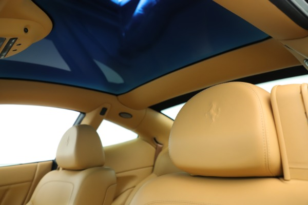Used 2009 Ferrari 612 Scaglietti OTO for sale Sold at Rolls-Royce Motor Cars Greenwich in Greenwich CT 06830 24