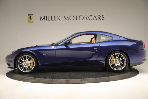 Used 2009 Ferrari 612 Scaglietti OTO for sale Sold at Rolls-Royce Motor Cars Greenwich in Greenwich CT 06830 3