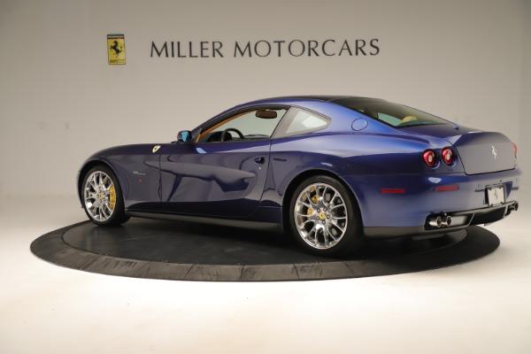 Used 2009 Ferrari 612 Scaglietti OTO for sale Sold at Rolls-Royce Motor Cars Greenwich in Greenwich CT 06830 4