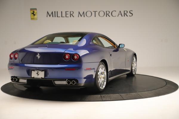Used 2009 Ferrari 612 Scaglietti OTO for sale Sold at Rolls-Royce Motor Cars Greenwich in Greenwich CT 06830 7