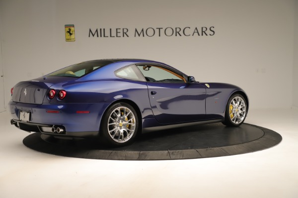 Used 2009 Ferrari 612 Scaglietti OTO for sale Sold at Rolls-Royce Motor Cars Greenwich in Greenwich CT 06830 8
