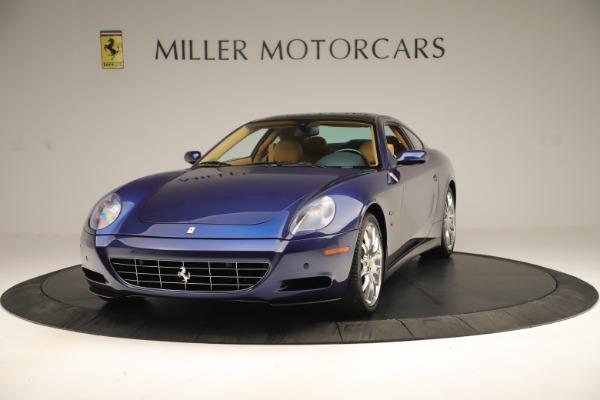 Used 2009 Ferrari 612 Scaglietti OTO for sale Sold at Rolls-Royce Motor Cars Greenwich in Greenwich CT 06830 1