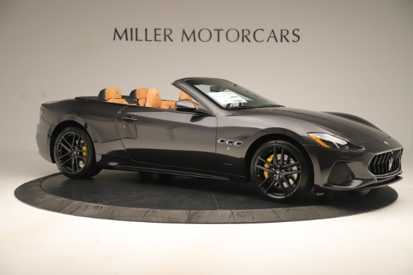 New 2019 Maserati GranTurismo Sport Convertible for sale $163,845 at Rolls-Royce Motor Cars Greenwich in Greenwich CT 06830 10