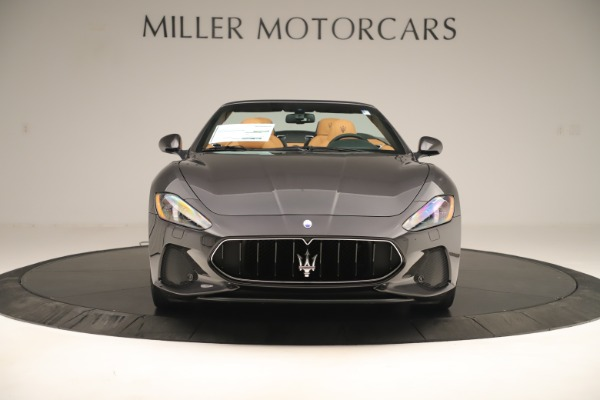 New 2019 Maserati GranTurismo Sport Convertible for sale $163,845 at Rolls-Royce Motor Cars Greenwich in Greenwich CT 06830 12