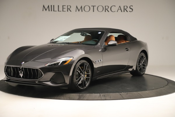 New 2019 Maserati GranTurismo Sport Convertible for sale $163,845 at Rolls-Royce Motor Cars Greenwich in Greenwich CT 06830 13