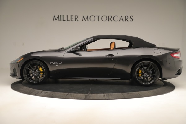 New 2019 Maserati GranTurismo Sport Convertible for sale $163,845 at Rolls-Royce Motor Cars Greenwich in Greenwich CT 06830 14