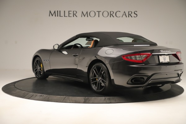 New 2019 Maserati GranTurismo Sport Convertible for sale $163,845 at Rolls-Royce Motor Cars Greenwich in Greenwich CT 06830 15