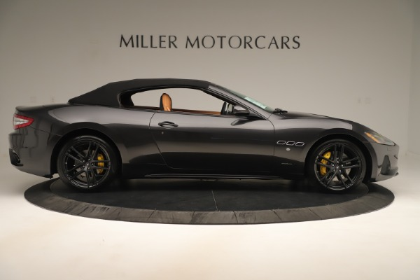 New 2019 Maserati GranTurismo Sport Convertible for sale $163,845 at Rolls-Royce Motor Cars Greenwich in Greenwich CT 06830 17