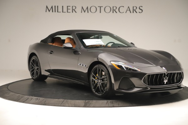 New 2019 Maserati GranTurismo Sport Convertible for sale $163,845 at Rolls-Royce Motor Cars Greenwich in Greenwich CT 06830 18