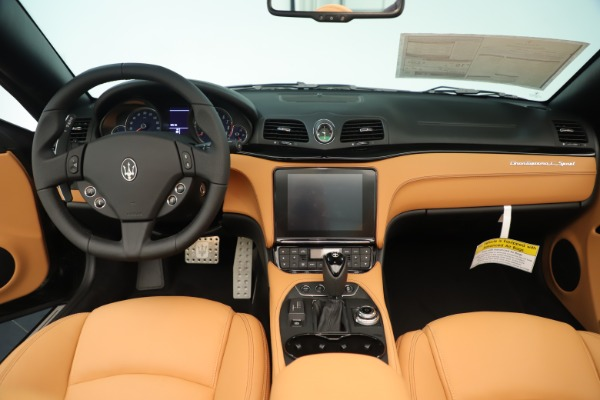 New 2019 Maserati GranTurismo Sport Convertible for sale $161,695 at Rolls-Royce Motor Cars Greenwich in Greenwich CT 06830 22