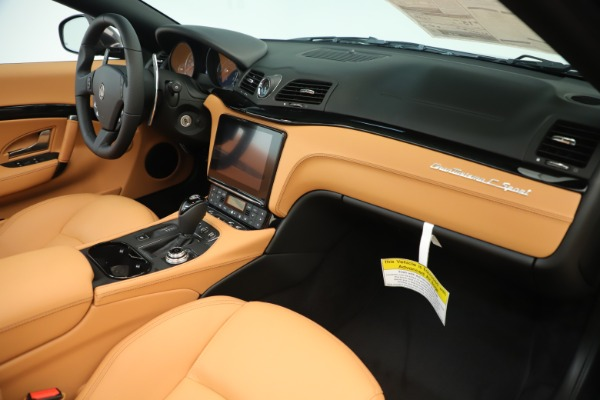 New 2019 Maserati GranTurismo Sport Convertible for sale $161,695 at Rolls-Royce Motor Cars Greenwich in Greenwich CT 06830 26