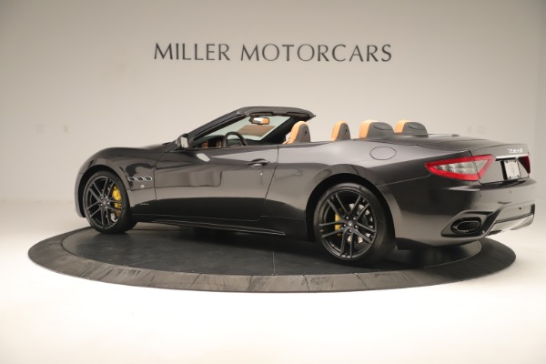 New 2019 Maserati GranTurismo Sport Convertible for sale $163,845 at Rolls-Royce Motor Cars Greenwich in Greenwich CT 06830 4