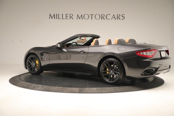 New 2019 Maserati GranTurismo Sport Convertible for sale $161,695 at Rolls-Royce Motor Cars Greenwich in Greenwich CT 06830 4