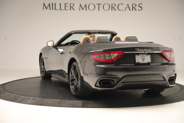 New 2019 Maserati GranTurismo Sport Convertible for sale $161,695 at Rolls-Royce Motor Cars Greenwich in Greenwich CT 06830 5