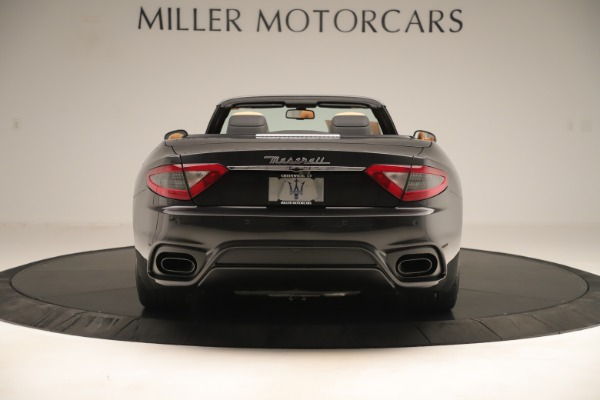 New 2019 Maserati GranTurismo Sport Convertible for sale $163,845 at Rolls-Royce Motor Cars Greenwich in Greenwich CT 06830 6