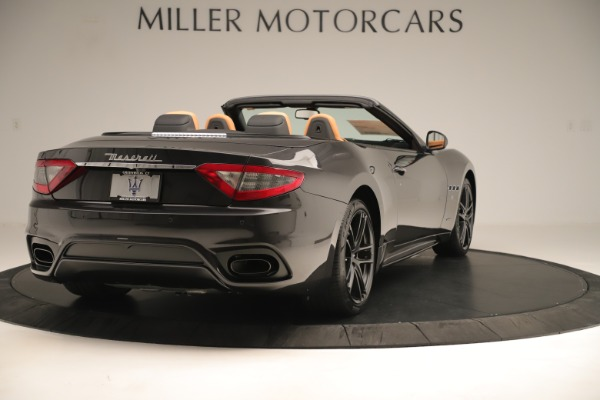 New 2019 Maserati GranTurismo Sport Convertible for sale $163,845 at Rolls-Royce Motor Cars Greenwich in Greenwich CT 06830 7