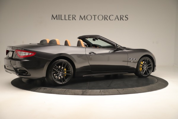 New 2019 Maserati GranTurismo Sport Convertible for sale $163,845 at Rolls-Royce Motor Cars Greenwich in Greenwich CT 06830 8