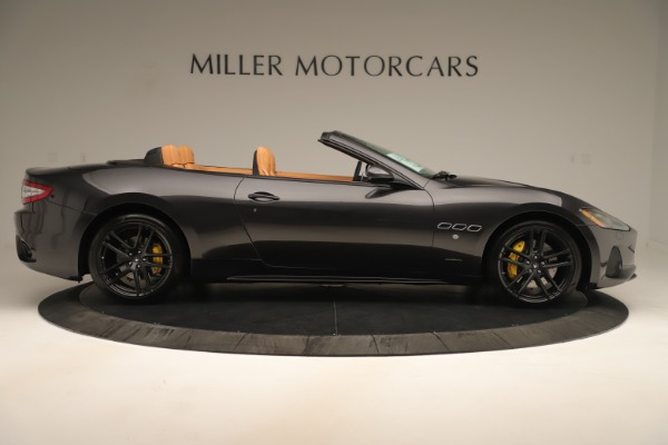 New 2019 Maserati GranTurismo Sport Convertible for sale $163,845 at Rolls-Royce Motor Cars Greenwich in Greenwich CT 06830 9