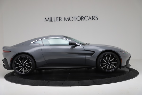 New 2020 Aston Martin Vantage Coupe for sale Sold at Rolls-Royce Motor Cars Greenwich in Greenwich CT 06830 6