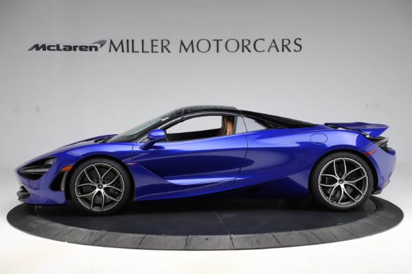 New 2020 McLaren 720S SPIDER Convertible for sale $374,830 at Rolls-Royce Motor Cars Greenwich in Greenwich CT 06830 17