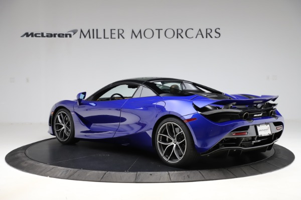 New 2020 McLaren 720S SPIDER Convertible for sale $374,830 at Rolls-Royce Motor Cars Greenwich in Greenwich CT 06830 18
