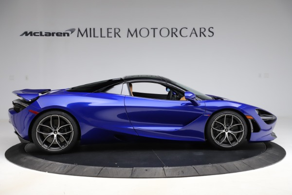 New 2020 McLaren 720S SPIDER Convertible for sale $374,830 at Rolls-Royce Motor Cars Greenwich in Greenwich CT 06830 20