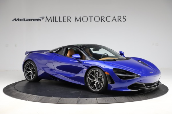 New 2020 McLaren 720S SPIDER Convertible for sale $374,830 at Rolls-Royce Motor Cars Greenwich in Greenwich CT 06830 21
