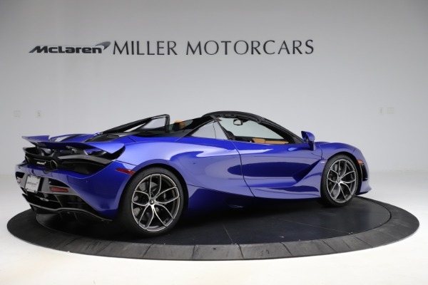 New 2020 McLaren 720S SPIDER Convertible for sale $374,830 at Rolls-Royce Motor Cars Greenwich in Greenwich CT 06830 8