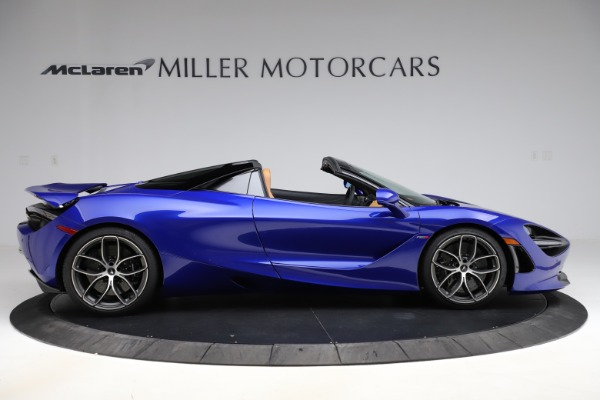 New 2020 McLaren 720S SPIDER Convertible for sale $374,830 at Rolls-Royce Motor Cars Greenwich in Greenwich CT 06830 9