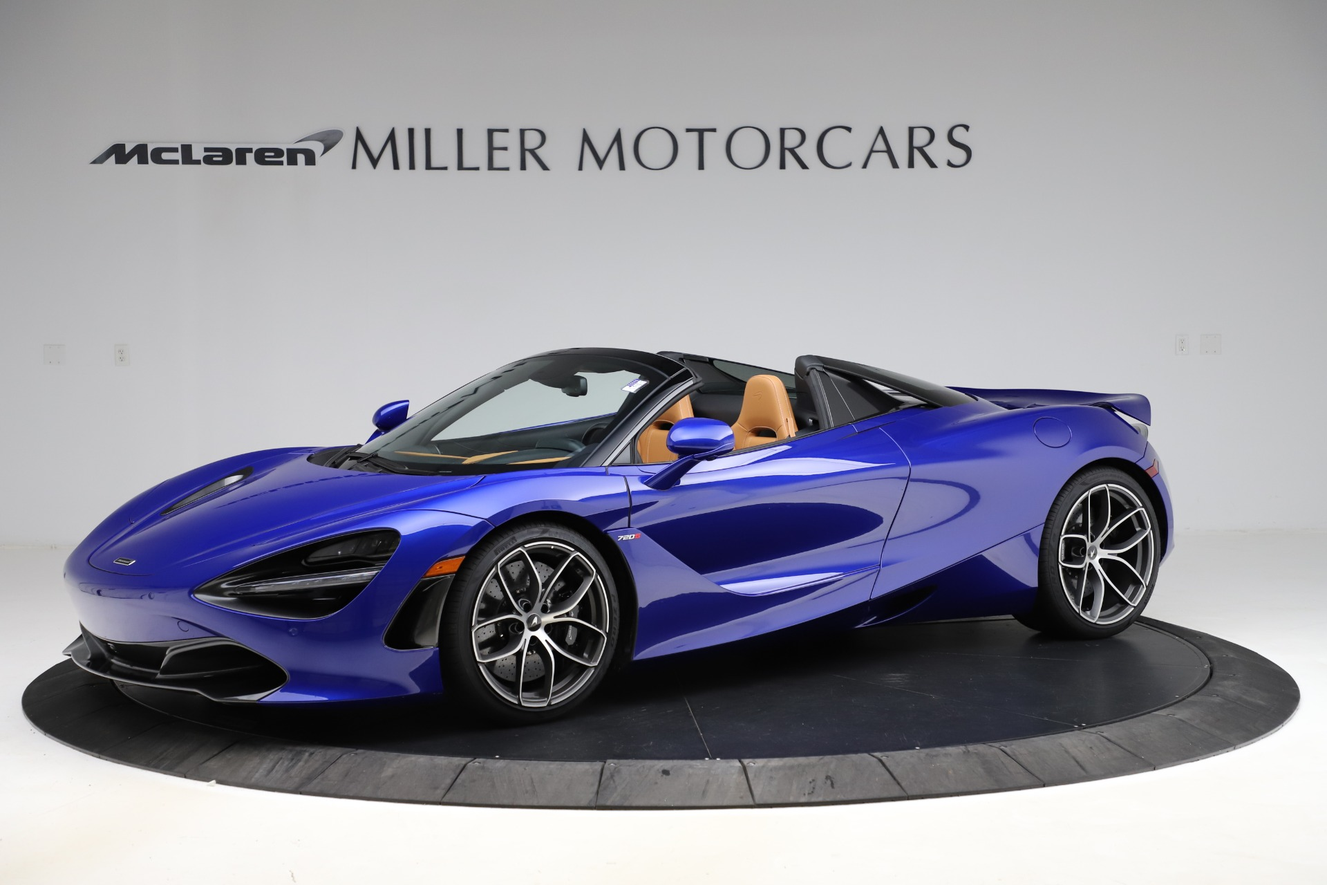 New 2020 McLaren 720S Spider Luxury for sale $374,830 at Rolls-Royce Motor Cars Greenwich in Greenwich CT 06830 1