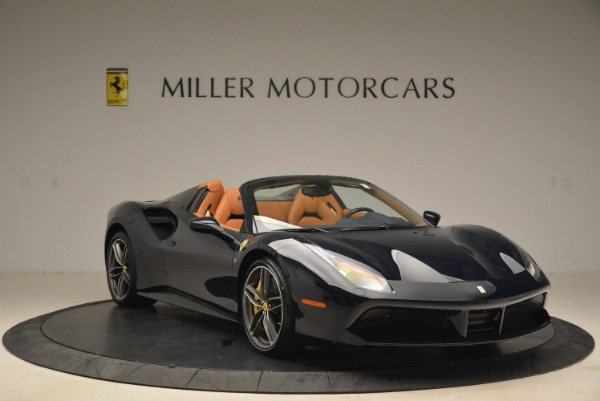 Used 2018 Ferrari 488 Spider for sale Sold at Rolls-Royce Motor Cars Greenwich in Greenwich CT 06830 11