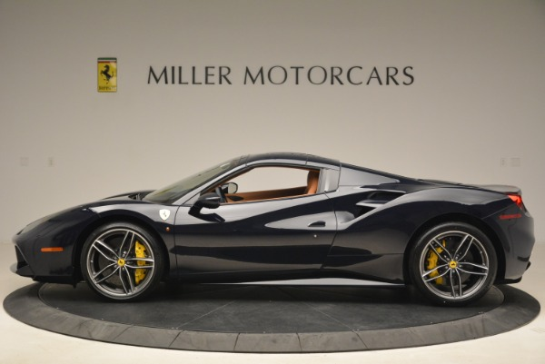 Used 2018 Ferrari 488 Spider for sale Sold at Rolls-Royce Motor Cars Greenwich in Greenwich CT 06830 15