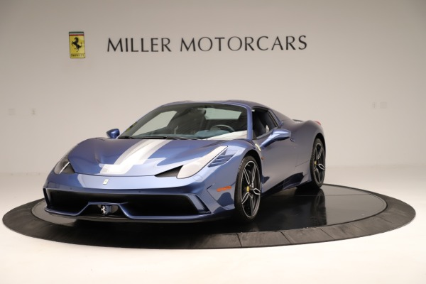 Used 2015 Ferrari 458 Speciale Aperta for sale Sold at Rolls-Royce Motor Cars Greenwich in Greenwich CT 06830 14