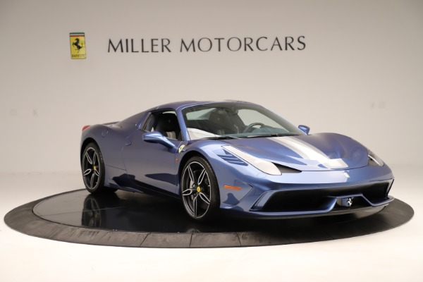 Used 2015 Ferrari 458 Speciale Aperta for sale Sold at Rolls-Royce Motor Cars Greenwich in Greenwich CT 06830 19