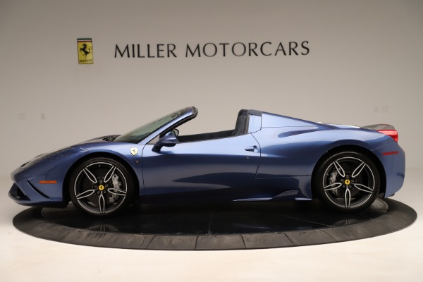 Used 2015 Ferrari 458 Speciale Aperta for sale Sold at Rolls-Royce Motor Cars Greenwich in Greenwich CT 06830 4