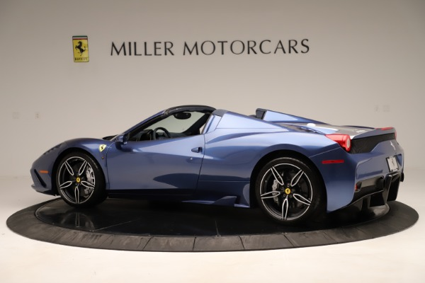 Used 2015 Ferrari 458 Speciale Aperta for sale Sold at Rolls-Royce Motor Cars Greenwich in Greenwich CT 06830 5