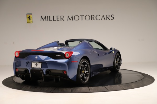 Used 2015 Ferrari 458 Speciale Aperta for sale Sold at Rolls-Royce Motor Cars Greenwich in Greenwich CT 06830 8