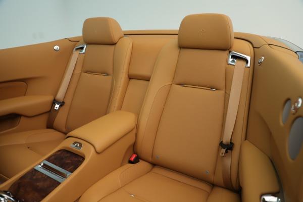 Used 2016 Rolls-Royce Dawn for sale Sold at Rolls-Royce Motor Cars Greenwich in Greenwich CT 06830 18