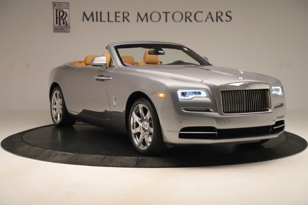 Used 2016 Rolls-Royce Dawn for sale Sold at Rolls-Royce Motor Cars Greenwich in Greenwich CT 06830 8