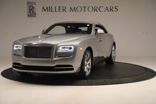 Used 2016 Rolls-Royce Dawn for sale Sold at Rolls-Royce Motor Cars Greenwich in Greenwich CT 06830 9