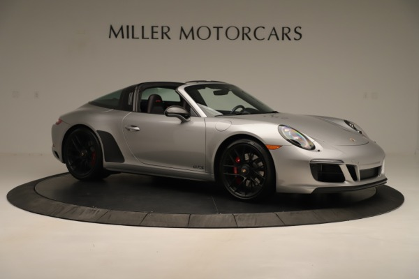 Used 2017 Porsche 911 Targa 4 GTS for sale Sold at Rolls-Royce Motor Cars Greenwich in Greenwich CT 06830 10