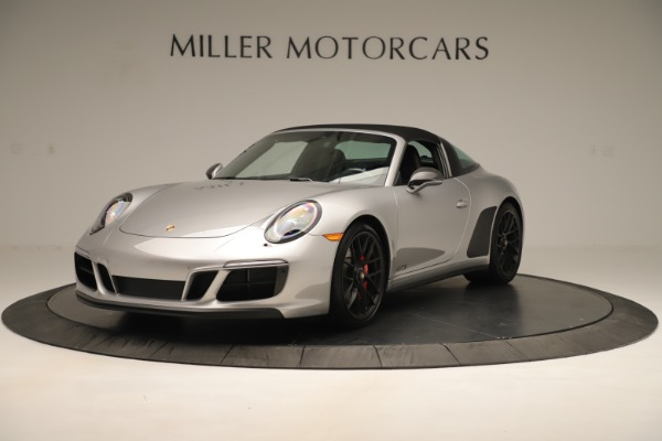 Used 2017 Porsche 911 Targa 4 GTS for sale Sold at Rolls-Royce Motor Cars Greenwich in Greenwich CT 06830 11