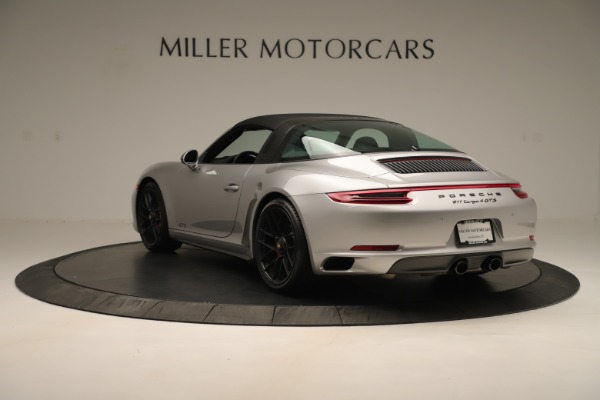 Used 2017 Porsche 911 Targa 4 GTS for sale Sold at Rolls-Royce Motor Cars Greenwich in Greenwich CT 06830 13