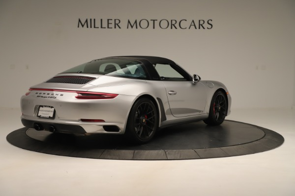 Used 2017 Porsche 911 Targa 4 GTS for sale Sold at Rolls-Royce Motor Cars Greenwich in Greenwich CT 06830 14