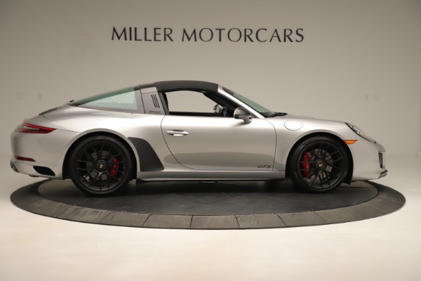 Used 2017 Porsche 911 Targa 4 GTS for sale Sold at Rolls-Royce Motor Cars Greenwich in Greenwich CT 06830 15