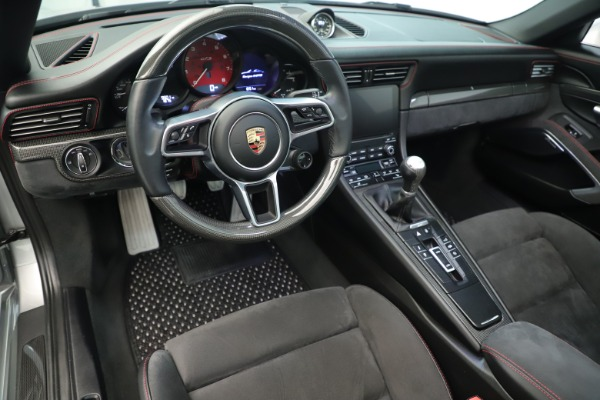 Used 2017 Porsche 911 Targa 4 GTS for sale Sold at Rolls-Royce Motor Cars Greenwich in Greenwich CT 06830 18