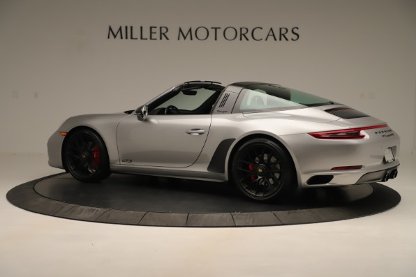 Used 2017 Porsche 911 Targa 4 GTS for sale Sold at Rolls-Royce Motor Cars Greenwich in Greenwich CT 06830 4