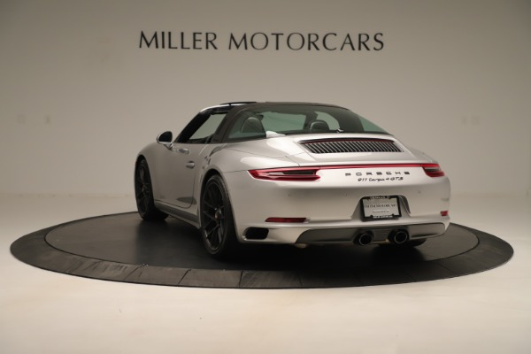 Used 2017 Porsche 911 Targa 4 GTS for sale Sold at Rolls-Royce Motor Cars Greenwich in Greenwich CT 06830 5