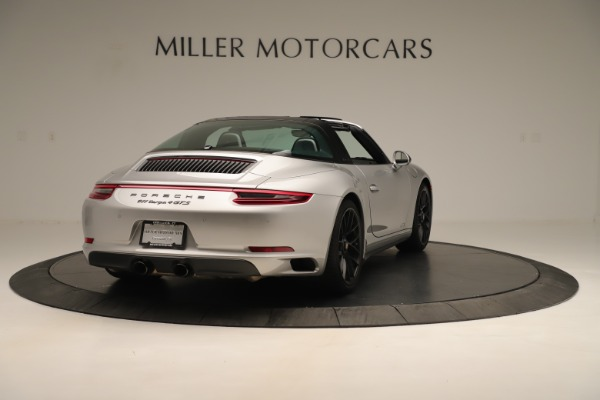 Used 2017 Porsche 911 Targa 4 GTS for sale Sold at Rolls-Royce Motor Cars Greenwich in Greenwich CT 06830 7